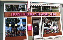 Hundehalsband-030 Laden Local